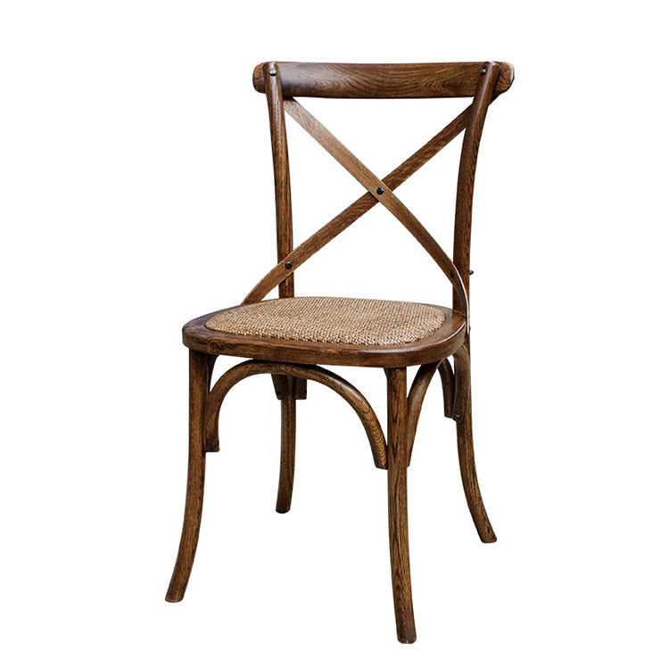 High Back Dining Chair Modern Solid Customizable Color Side Chair Wood Seat